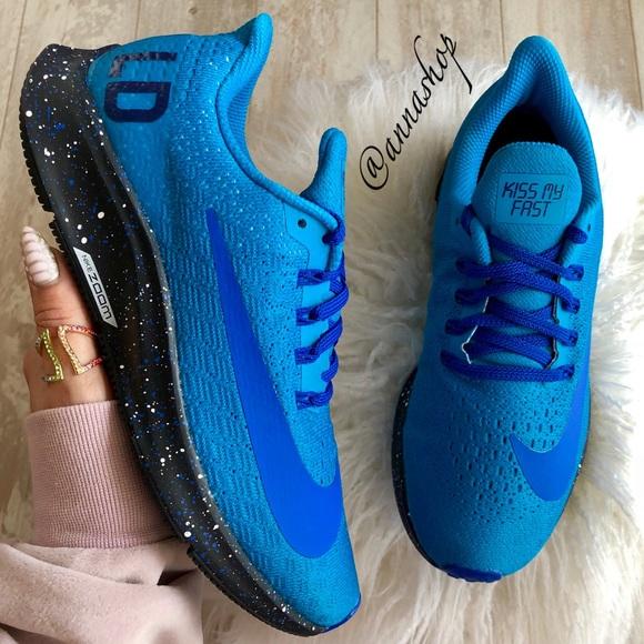 8286ae139f4a NWT Nike ID Zoom Pegasus 35 Oreo Custom